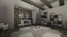 Two Story House Design, Tiny House Layout, House Layout Plans, House Layouts, Simple Bedroom Design, Unique House Design, Tiny House Bedroom, House Rooms, Home Building Design