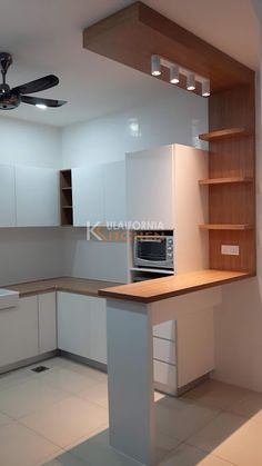 Johor furniture and kitchen cabinet: Wooden base kitchen cabinet Kitchen Bar Design, Small House Interior, Kitchen Design Open, Wooden Kitchen Cabinets, Kitchen Decor Modern, Interior Design Kitchen, Kitchen Cabinet Styles, Kitchen Room Design, Interior Design Kitchen Small