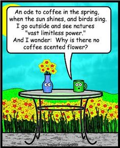 Ode to Spring Coffee