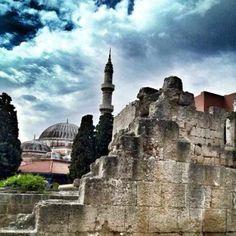 Rhodes Old Town...