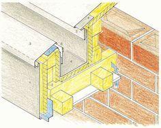 metal roof hidden box gutter - Google Search