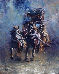 Robert Hagan, Australian painter