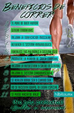 Que ganas corriendo Running Humor, Running Workouts, Health And Wellness, Health Fitness, Runner Tips, My Gym, Sport Quotes, Just Run, Bodybuilding Workouts