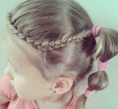 Dutch braid par Cindy du blog Maman fait la dinde (IG : cindymamandinde)