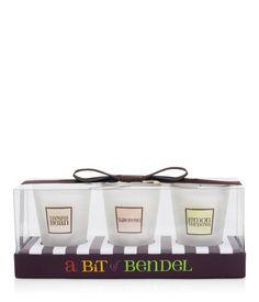 Vanilla Beac, Tuberrose and Lemon Verbena   Henri Bendel