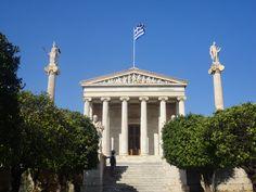 Atenas - Fotografía: Paulo Portugal Mykonos, Santorini, Portugal, Greek Isles, Athens, Cruise, Temple, Greece, Santorini Caldera