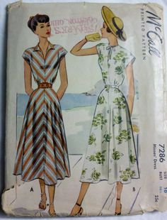 1940s couture......
