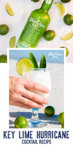 This easy three ingredient cocktail recipe is a delicious key lime treat. Fill a shaker with ice. Pour all ingredients into the shaker and shake vigorously. Strain the cocktail into a highball over ice. Garnish with a lime wheel. #bluechairbay #keylimerumcream #BCBHappyHour Fruity Alcohol Drinks, Alcohol Drink Recipes, Alcoholic Beverages, Party Drinks, Cocktail Drinks, Cocktail Recipes, Cocktails, Key Lime Rum Cream, Hurricane Cocktail Recipe