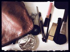 in the makeup bag...