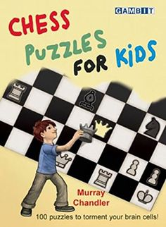 Chess Puzzles for Kids * Check out this great product. Chess Puzzles, Chess Strategies, Chess Books, Kindle, Kid Check, 100 Fun, Workout Warm Up, Puzzles For Kids, Music Games