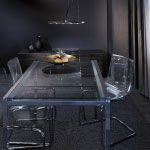 DINING ROOM love the glass extending table frm IKEA Dining tables | Kitchen tables | Dining chairs | Dishes | Bowls | IKEA