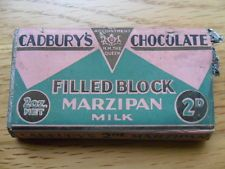 VINTAGE CADBURYS DUMMY CHOCOLATE BAR  BY APP. TO THE QUEEN