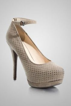 GUESS-Prestyna Suede Pumps    Love these!