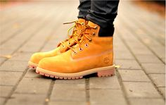 a0872042cab7 Always look on the bright side of life.  timberland  yellowboot Timberland  10061