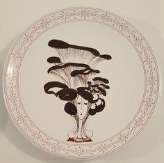"Lady-Mushroom_25CM_cm.jpg (2981×2968). Amaranta design. www.amarantadesign.it (Giampaolo Cori ed Emanuela De Leo) ""...beware! I could be poisonous!"""