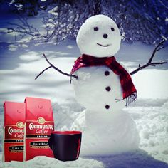 We heard the #polarvortex is set to return this week. Let us keep you warm. #coffee
