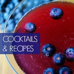Cocktails & Recipes