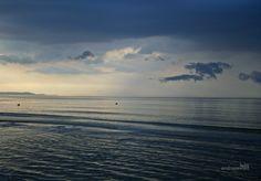 Swinoujscie, Poland, sky, red sky, sea, landscape, sunset, beach