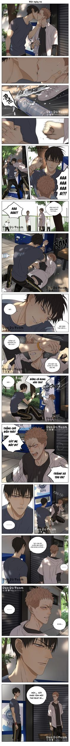 19 Days - Chapitre 173 à I'm sure this is the first french kiss of Mo Film Anime, Manga Anime, Manhwa, 19 Days Characters, Mosspaca Advertising Department, 19 Days Manga Español, Tan Jiu, Kurotsuki, Fanarts Anime