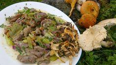Foto: Morten Jødal Pulled Pork, Japchae, Beef, Ethnic Recipes, Food, Shredded Pork, Meat, Essen, Meals