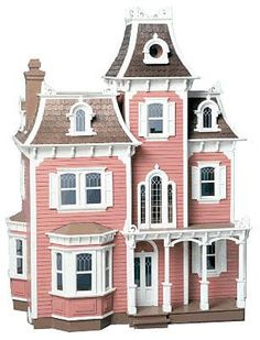 Beacon Hill #dollhouse Kit