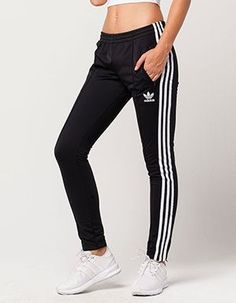 Shop Tillys for the best selection of Adidas women's clothing & accessories  in a variety of styles & colors. ADIDAS Supergirl Womens Track Pants Black
