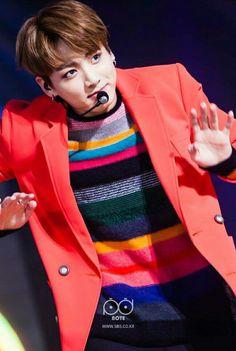 •161016 #Jungkook #BTS #WINGS    SBS INKIGAYO