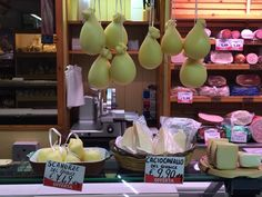 Scamorza - cheese from Southern Italy
