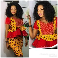 Latest Ankara styles in vogue.There are thousand and one styles on how you can rock your Ankara styles.The above styles can make head turn toward you African Fashion Ankara, African Print Fashion, African Wear, African Dress, African Prints, African Attire, African Style, African Women, Ankara Styles For Men