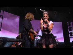 P!nk's official music video for 'F**kin' Perfect (Perfect)'. Click to listen to P!nk on Spotify: http://smarturl.it/PSpot?IQid=PDLM As featured on Greatest H...