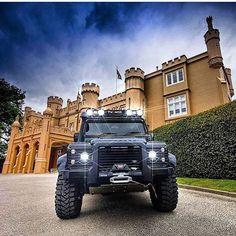 Land Rover Defender 110 Td4 Sw Se Extreme. Spectacular.