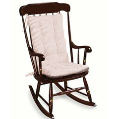Exceptionnel Rocking Chair Cushions