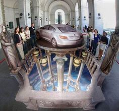 Amusing Pics: amazing- 2D not 3D cool