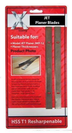 1 Pair PLANER BLADES 130 X 30 X 3 T1 HSS For WEINIG Planer Moulders