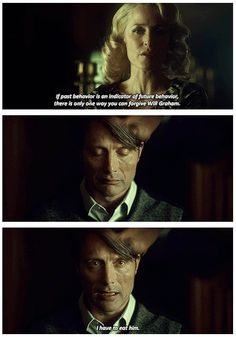 *buy some Graham Crackers and eat them* ''Am I doing it right Bedelia? Dr Hannibal Lecter, Hannibal Tv Series, Nbc Hannibal, Series Movies, Movies And Tv Shows, Jack Crawford, Bryan Fuller, Hugh Dancy, Human Emotions