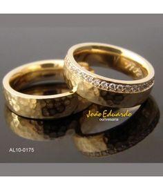 Alianças de casamento... sonho!