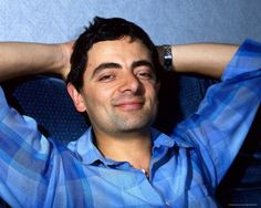 Rowan Atkinson - because there's no greater talent talent than making people laugh and think simultaneoulsy