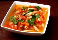 A sopa que me fez mudar de idéia
