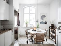 my scandinavian home: A Small Swedish Space That Will Make You Want to Downsize!