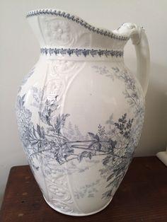 Pracht kan van Societe Ceramique decor Boules de neige