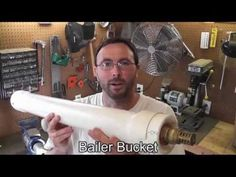 How to Make a Bailer Bucket. A Bailer Bucket lets you draw water from a tube well without a hand pump or electricity.