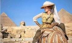 Adele Blanc-Sec's early 20th-century lady-Indiana Jones-type explorer vibe