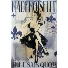 Street Art : New Vintage Mademoiselle : X By artist aka Daniel Bombardier from Windsor Ontario Windsor Ontario, Denial, Street Art, Moose Art, Artist, Animals, Vintage, Inspiration, Animais