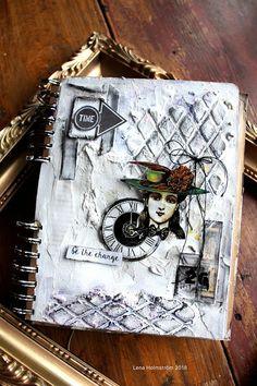 Art Journal in low budget