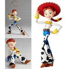 Revoltech Toy Story Jessie