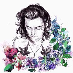 Harry Styles | by seefirefly |