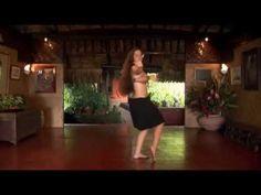 How To Dance Tahitian/Ori Tahiti - Basic Steps! - YouTube