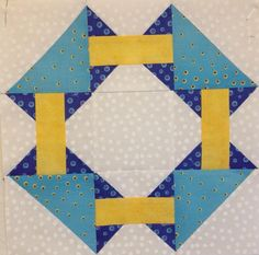 Looking for quilting project inspiration? Check out SugarBlock Club by member TerryChase. Quilting Tutorials, Quilting Projects, Quilting Designs, Sewing Projects, Quilting Ideas, Barn Quilt Patterns, Pattern Blocks, Half Square Triangle Quilts, Square Quilt