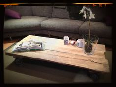 Table Made by myself