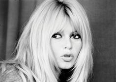 Brigitte Bardot | Hair and eyeliner